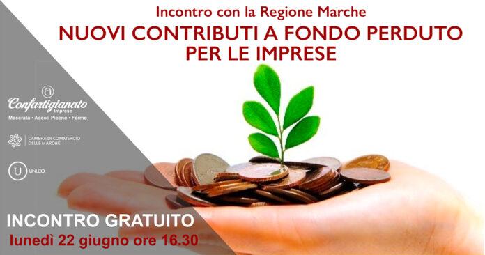 videoconferenza Regione Marche