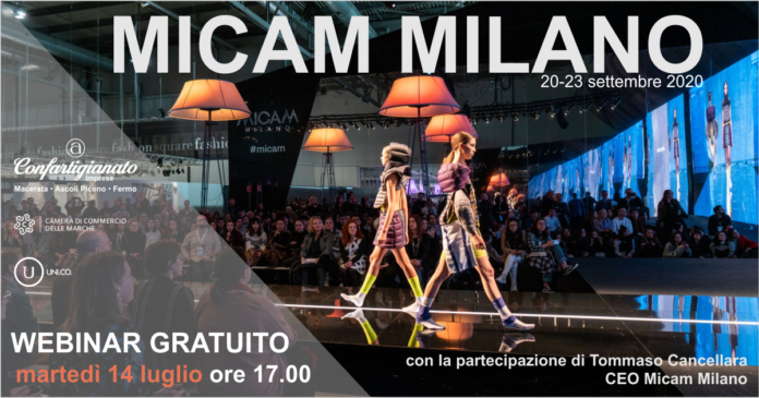 webinar The Micam Milano