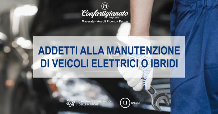 manutenzione veicoli elettrici