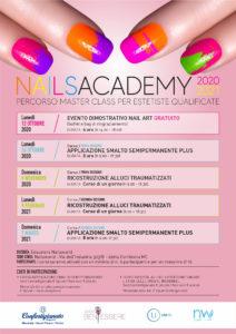 Nails Academy - Calendario