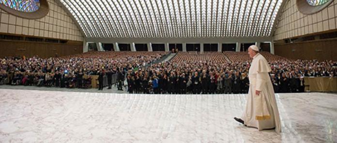 incontro Papa Francesco