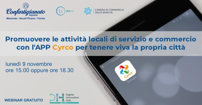 webinar app Cyrco