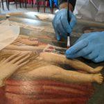 Ancos Restauro opere Pinacoteca Ascoli Piceno