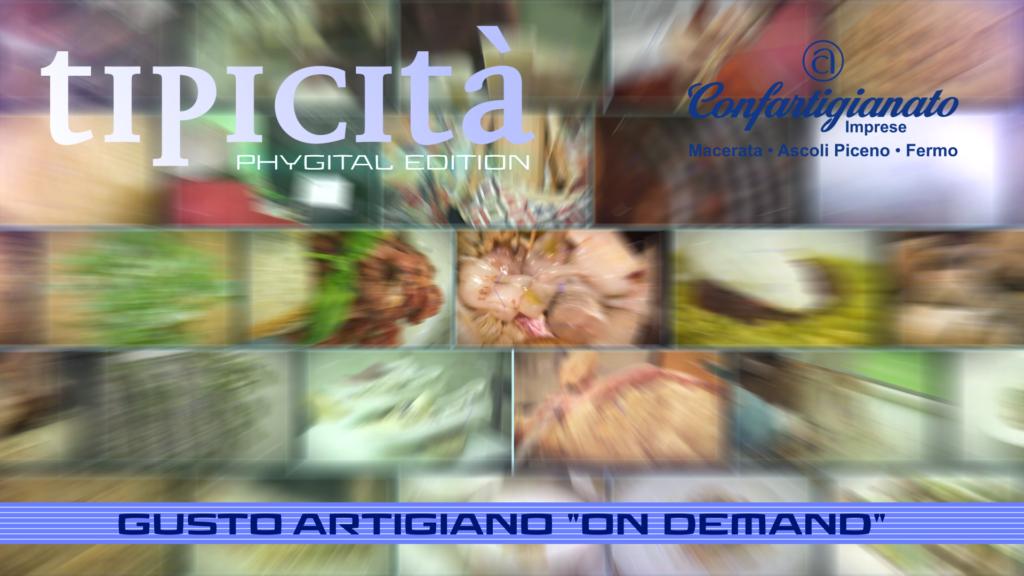 "GUSTO ARTIGIANO ""ON DEMAND"""