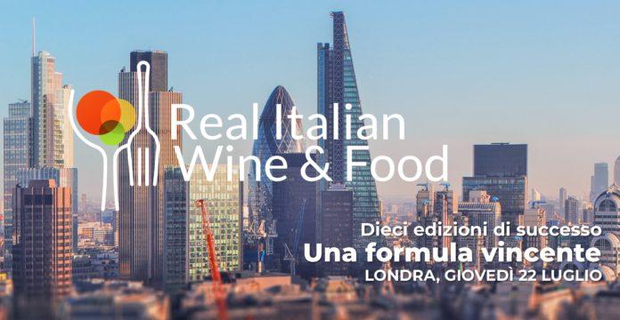 Real Italian Wine&Food 2021