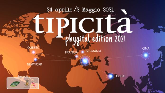 Tipicità 2021 Phygital Edition