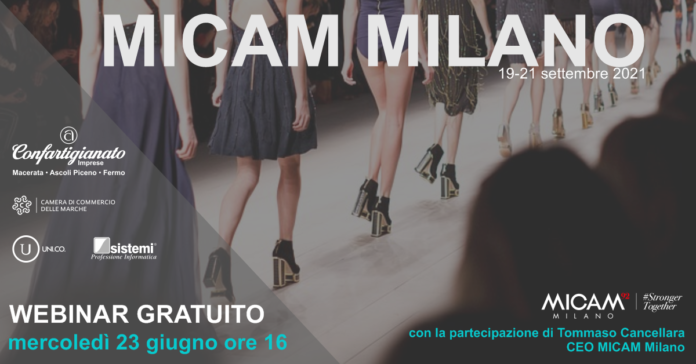 webinar Micam Milano 2021